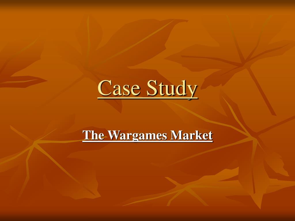 case study l.
