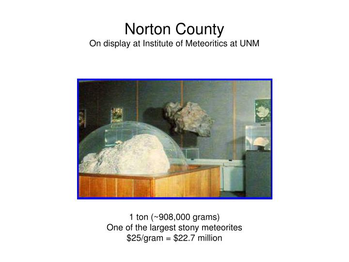 Norton County