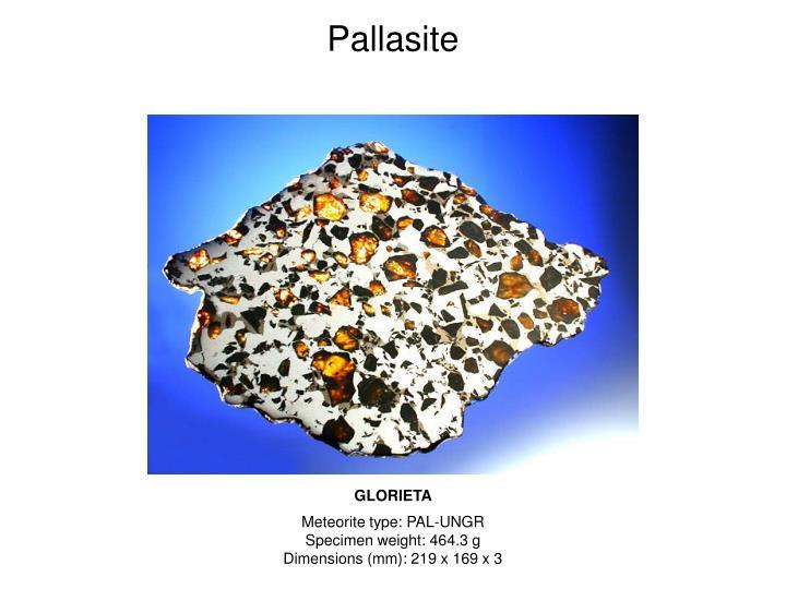Pallasite