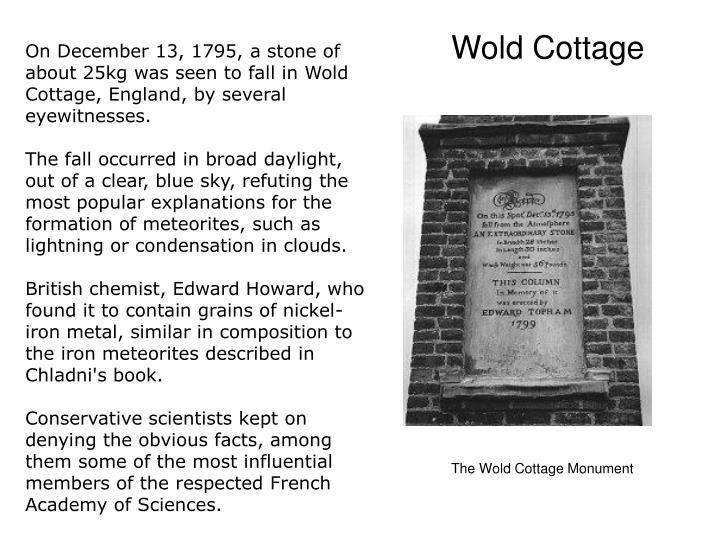 Wold Cottage