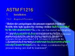 astm f121620