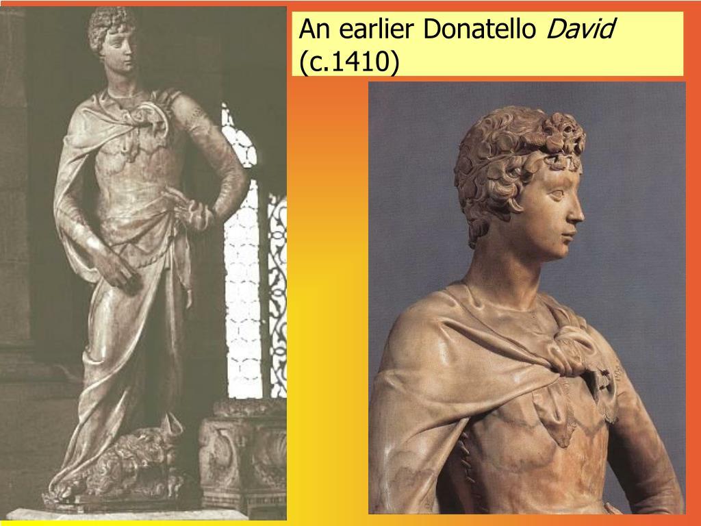 An earlier Donatello