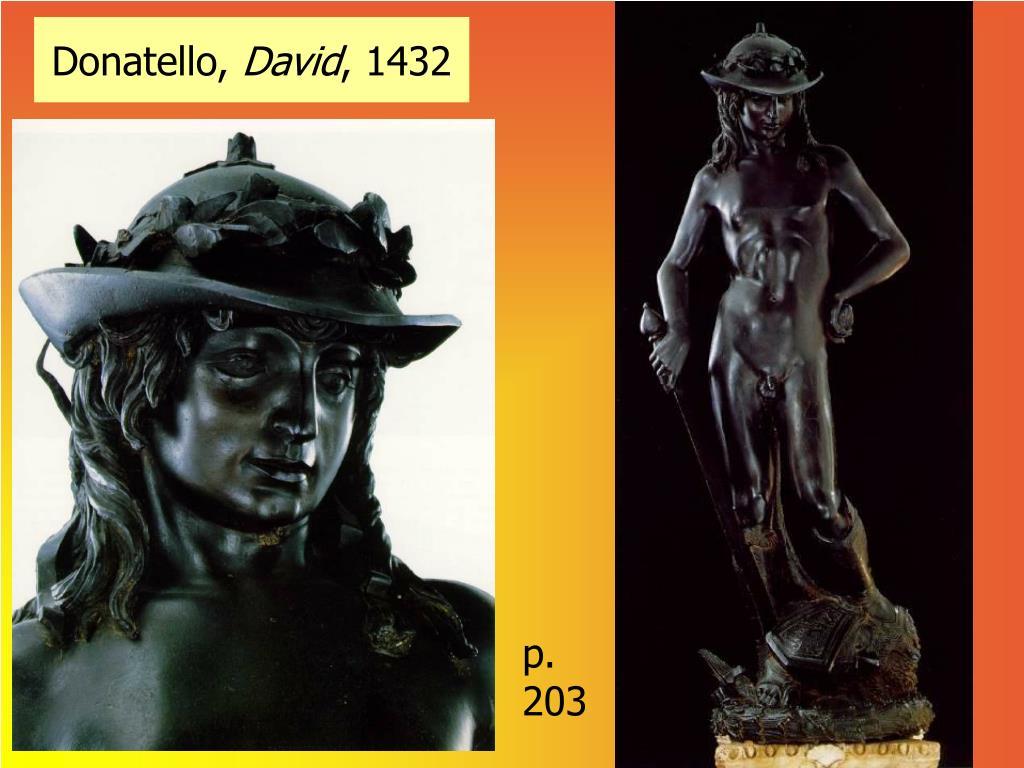 Donatello,
