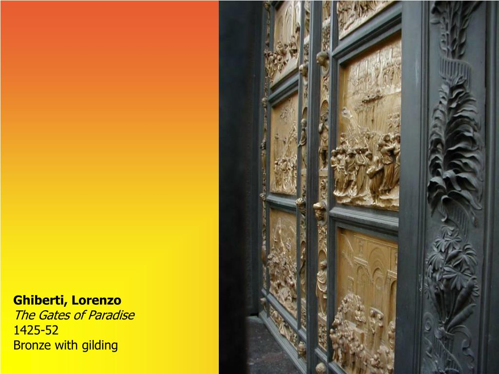 Ghiberti, Lorenzo