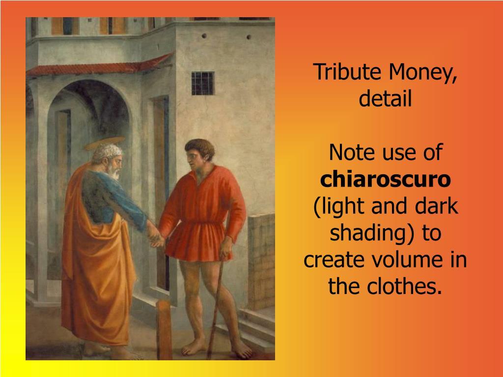 Tribute Money,