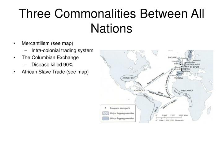 Three Commonalities Between All Nations
