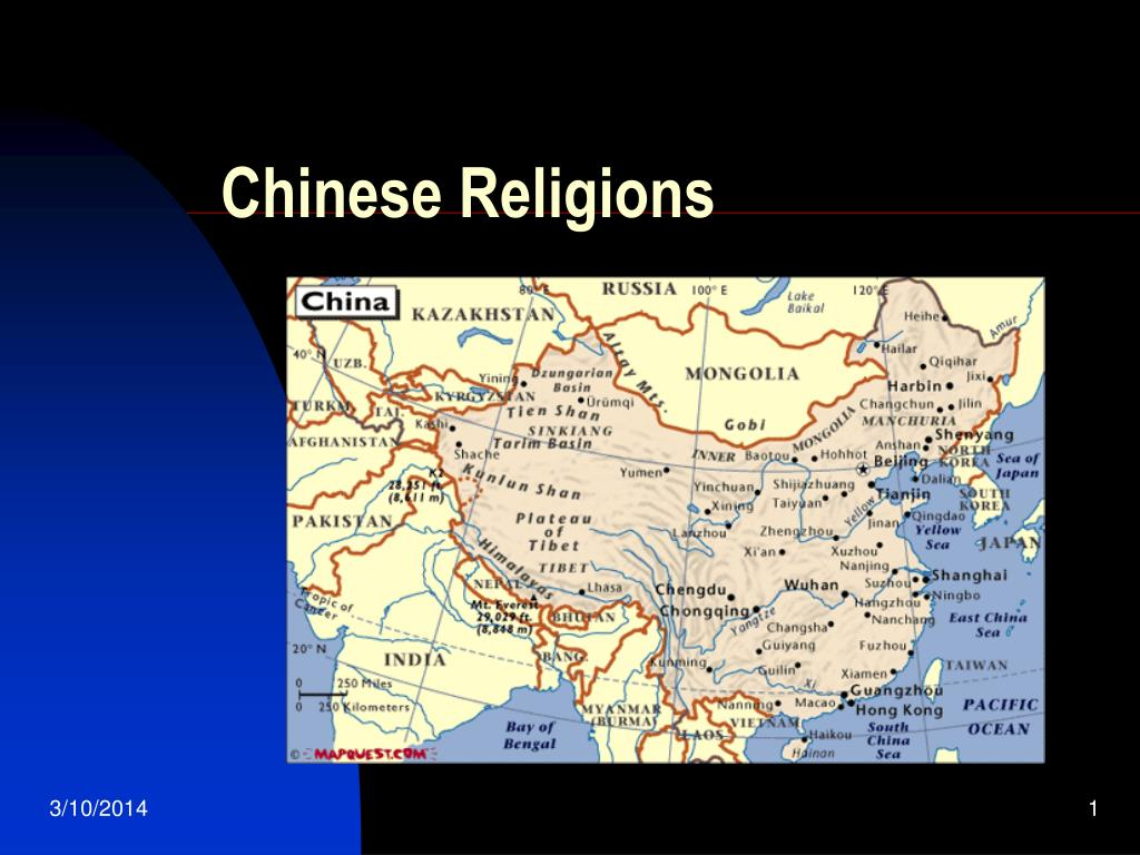 chinese religions l.