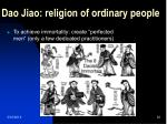 dao jiao religion of ordinary people32