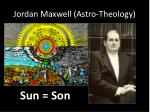 jordan maxwell astro theology