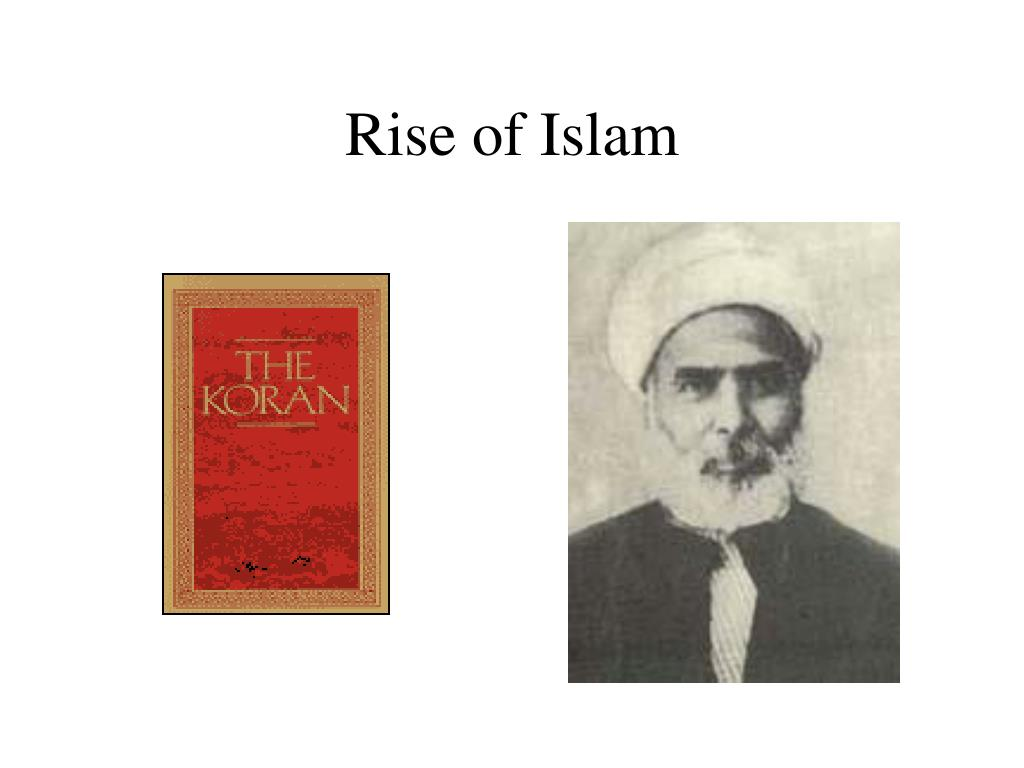 rise of islam l.