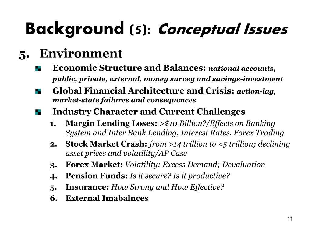 Background (5):