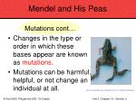 mendel and his peas46