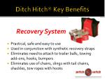 ditch hitch key benefits10
