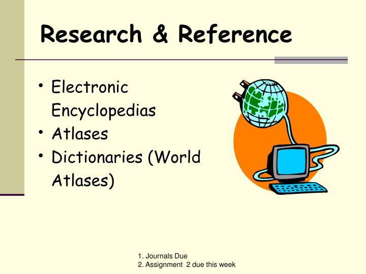 Research & Reference