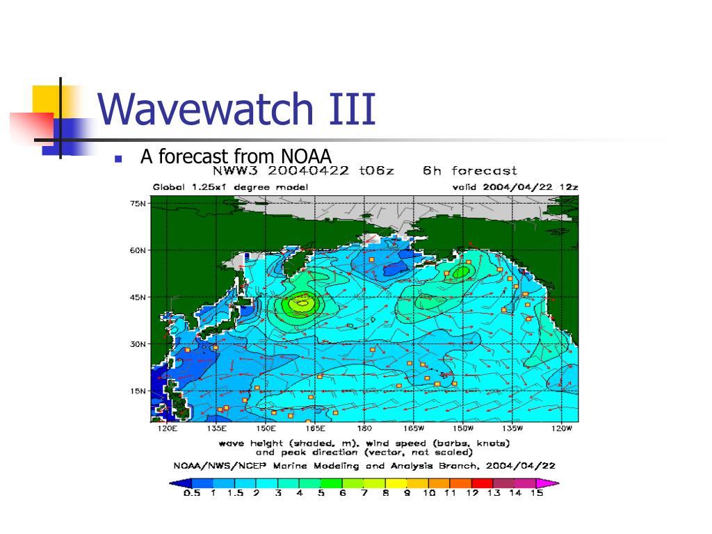 Wavewatch III