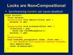 locks are non compositional10