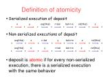 definition of atomicity