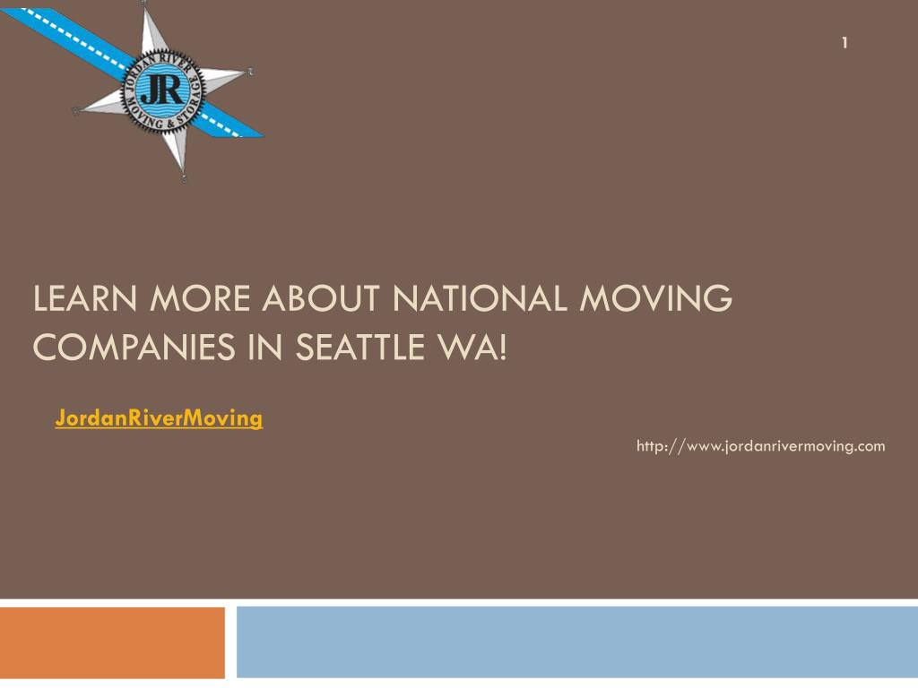 learn more about national moving companies in seattle wa l.