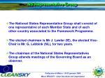 ns representative group