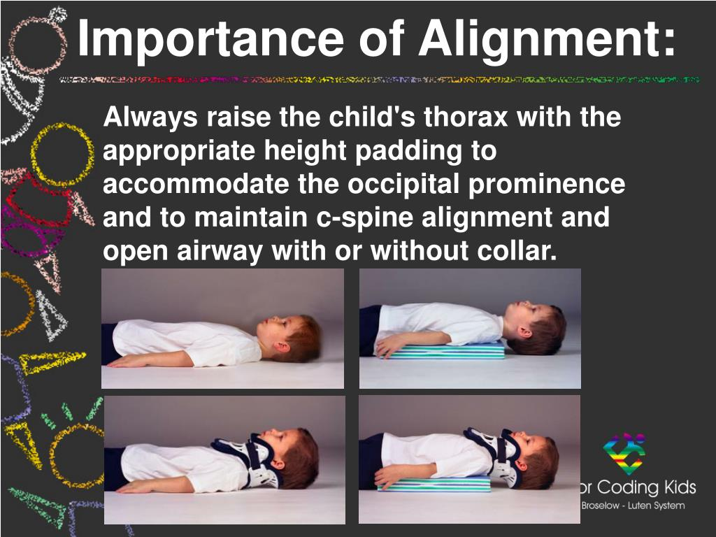 Importance of Alignment: