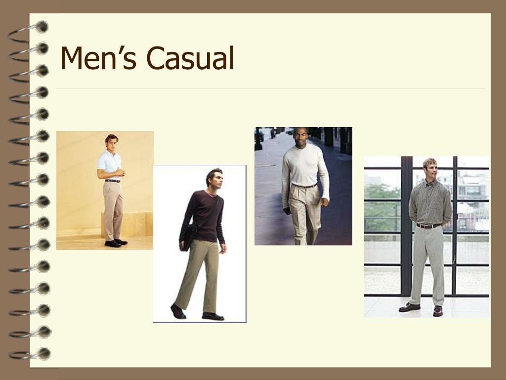 Men's Casual