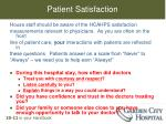 patient satisfaction2