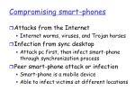 compromising smart phones