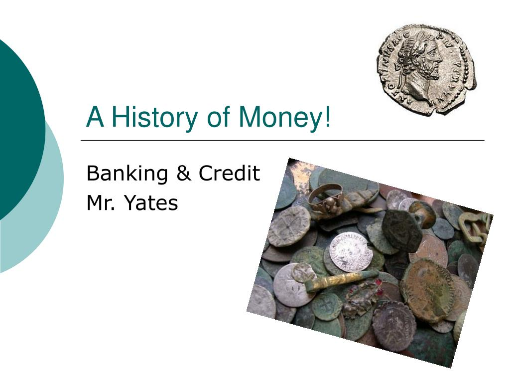a history of money l.