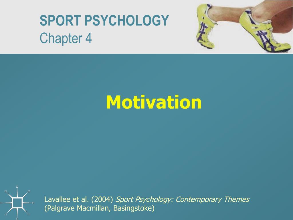 motivation l.