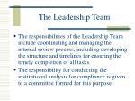 the leadership team15