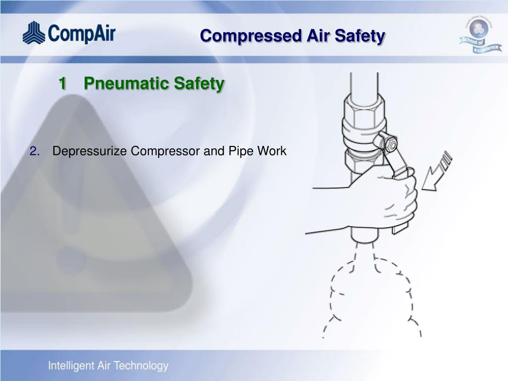Pneumatic Safety