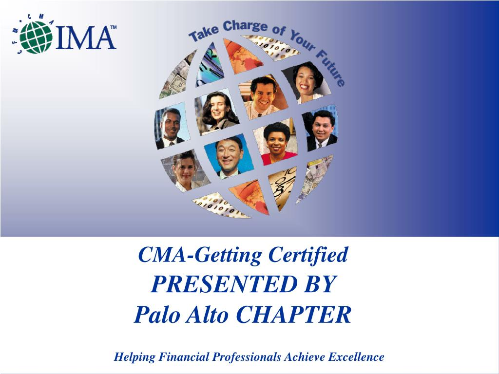 CMA-Getting Certified
