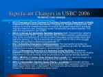 significant changes in usbc 200621