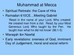 muhammad at mecca11