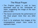 the ritual prayer
