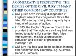 a comparative perspective the demise of the civil jury in many other common law countries
