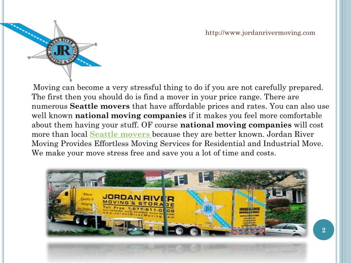Moving can become a very stressful thing to do if you are not carefully prepared. The first then you...