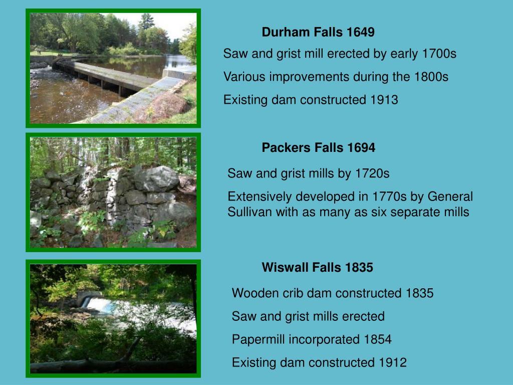 Durham Falls 1649