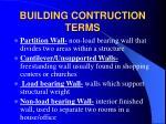 building contruction terms17