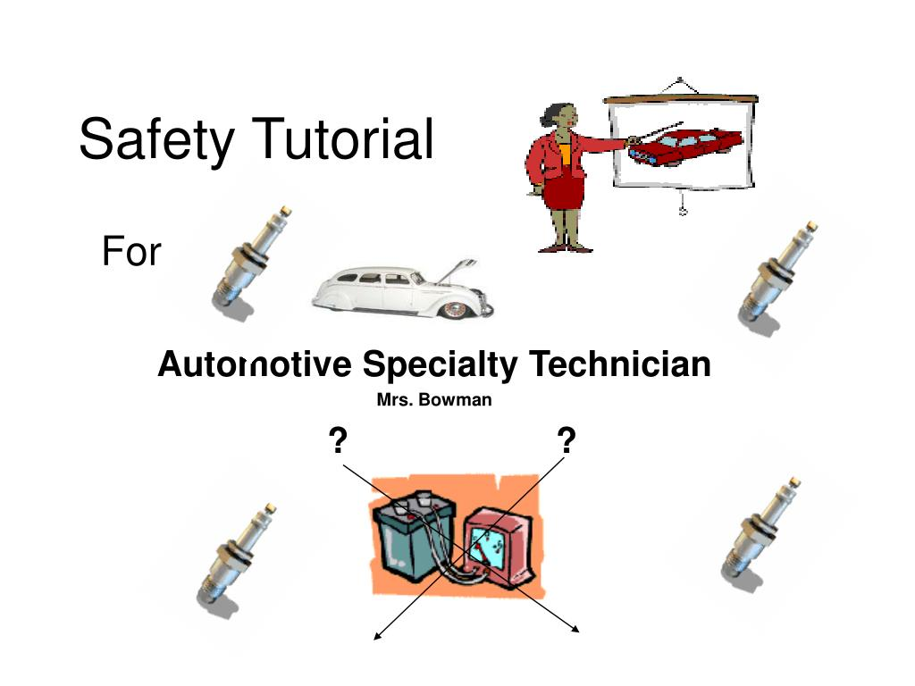 safety tutorial l.
