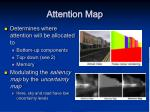 attention map