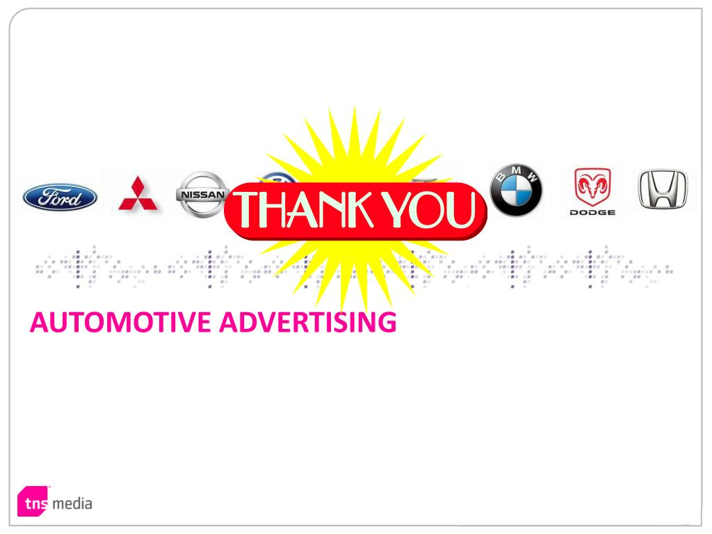 AUTOMOTIVE ADVERTISING