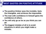 best quotes on positive attitude2
