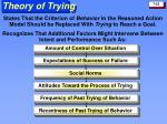 theory of trying