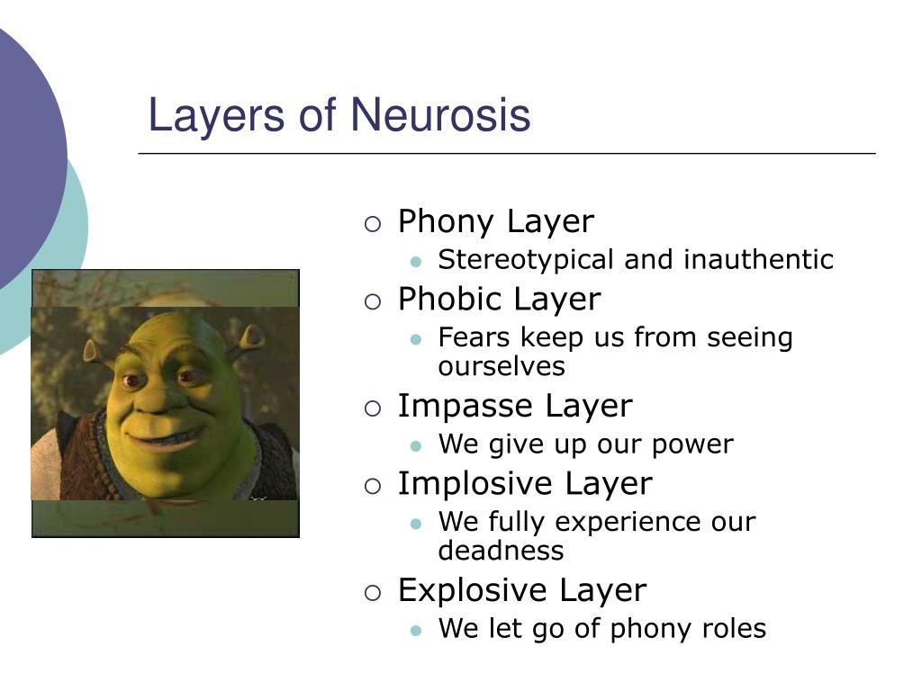 Layers of Neurosis