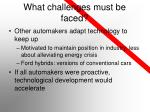 what challenges must be faced14