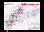 district road map