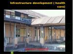 infrastructure development health care35