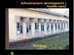 infrastructure development health care39