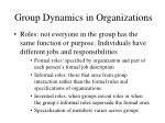 group dynamics in organizations20